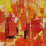 Acrylique peinture