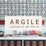 Argile peinture