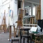 Atelier de peinture
