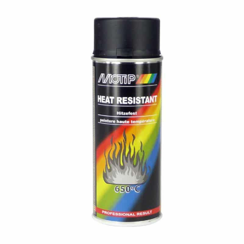 bombe peinture haute temperature