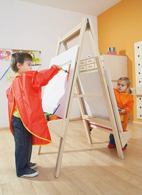 chevalet peinture enfant