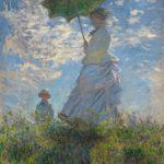 Claude monet peinture