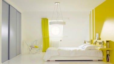 décoration peinture chambre