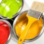 Enlever peinture sur vetement