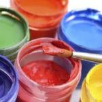 Fabriquer de la peinture