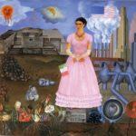 Frida kahlo peinture
