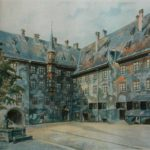 Hitler peinture