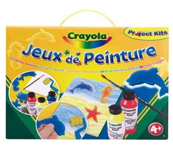 jeux de peinture