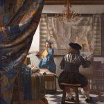 L art de la peinture vermeer