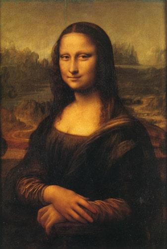 leonard de vinci peinture