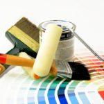Materiel de peinture