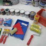 Materiel peinture