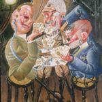 Otto dix peinture