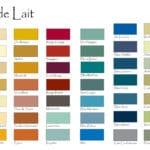 Palette de couleur peinture interieur