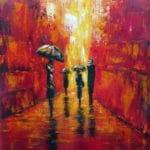 Peinture à l acrylique
