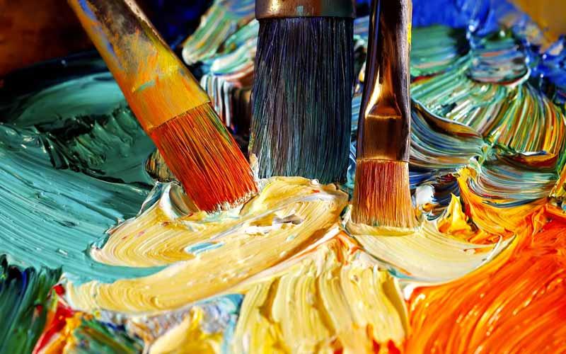 peinture à l huile