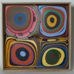 Peinture acrylique bois