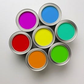 peinture acrylique prix