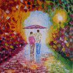 Peinture amour