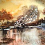 Peinture aquarelle débutant