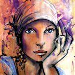 Peinture art deco