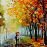 Peinture automne