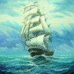 Peinture bateau