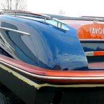 Peinture bateau polyester