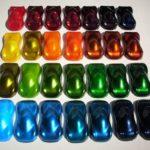 Peinture candy