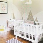 Peinture chambre bébé