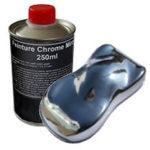 Peinture chrome