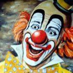 Peinture clown