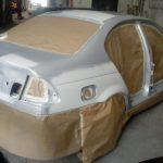 Peinture complete voiture
