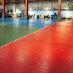 Peinture epoxy sol