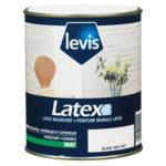 Peinture latex