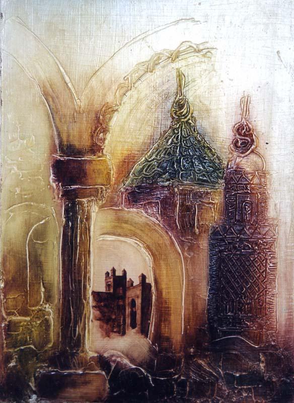 peinture marocaine