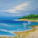 Peinture mer
