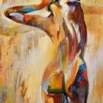 Peinture nue