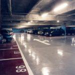 Peinture parking