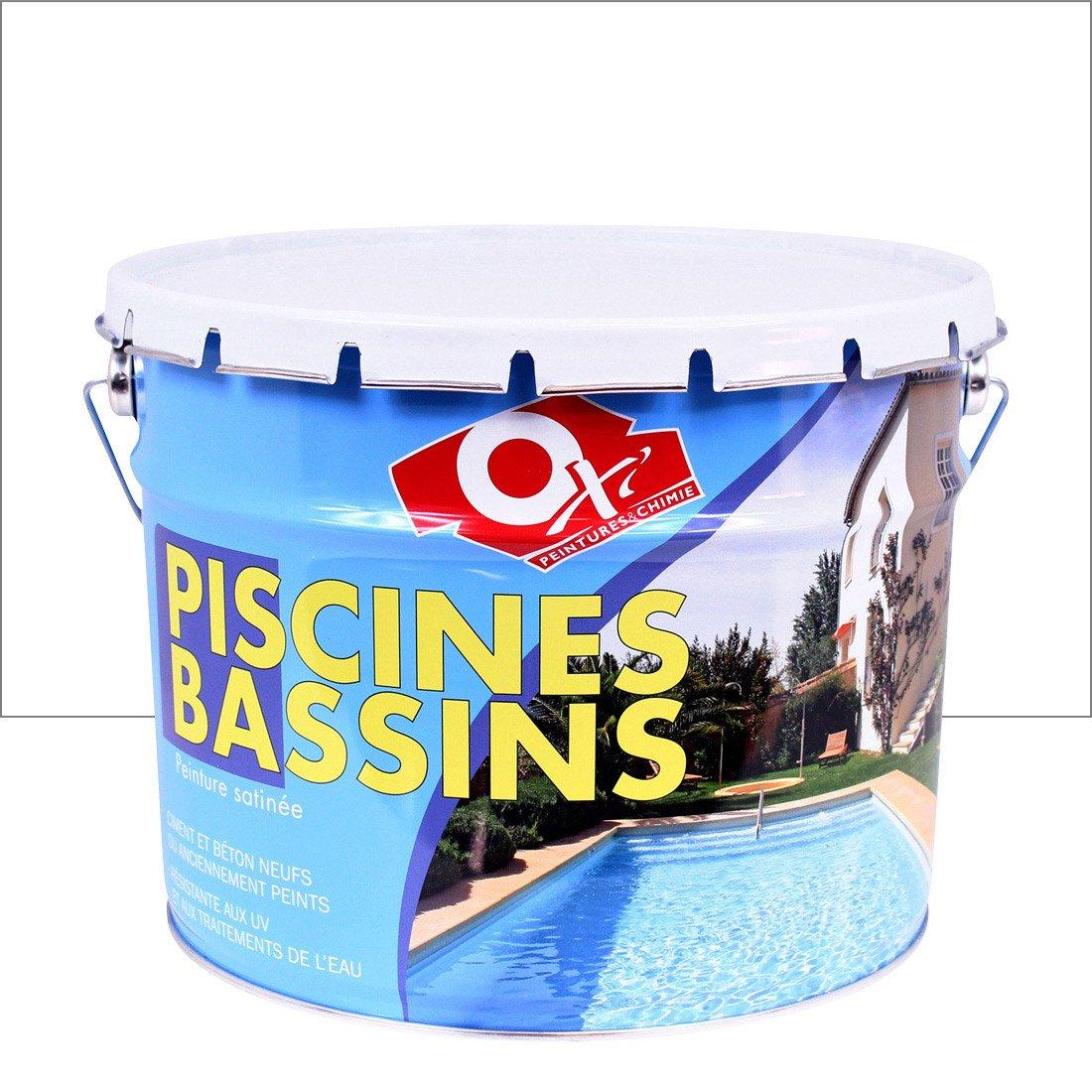 peinture piscine leroy merlin
