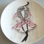 Peinture porcelaine
