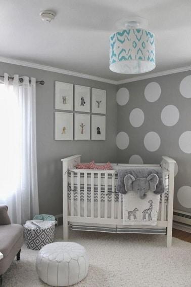 peinture pour chambre bébé