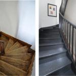Peinture pour escalier en bois