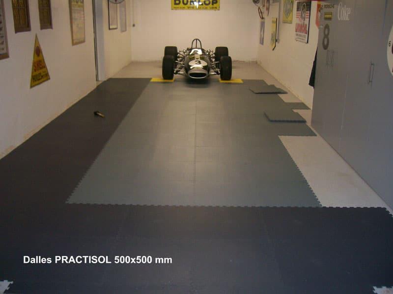 peinture pour garage