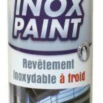 Peinture pour inox