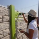 Peinture pour mur exterieur