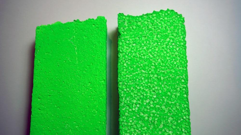 peinture pour polystyrène