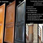 Peinture pour porte en bois
