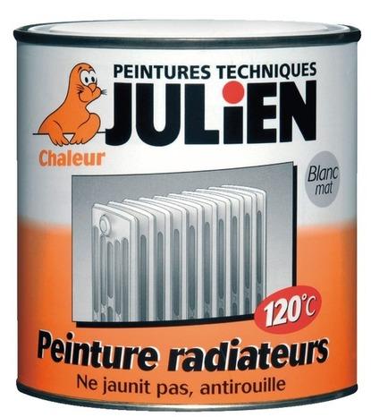 peinture radiateur julien