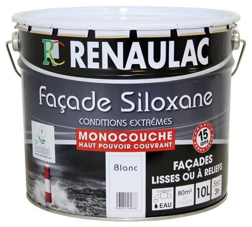 peinture siloxane
